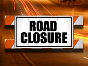 Spruce Avenue Lane Closure to Begin Monday
